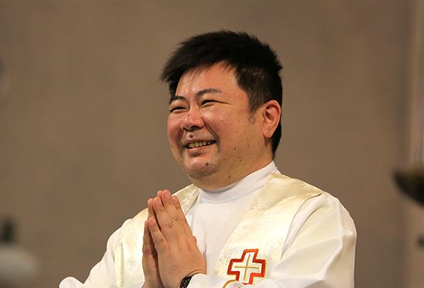 久保 裕己 神父(教区司祭)